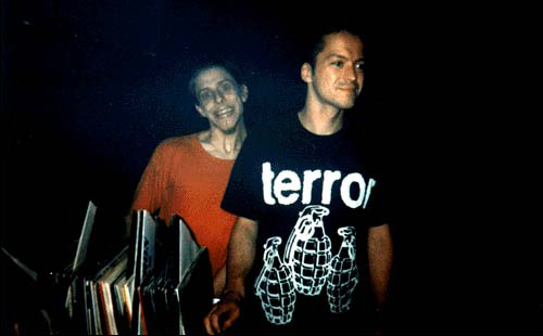 Trauma XP with Clars (Gabba Nation) @ Insel Berlin, 1997